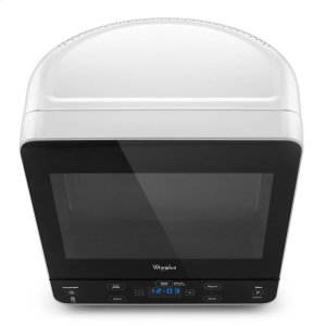 0.5 cu. ft. Countertop Microwave with Add 30 Seconds Option - WHITE