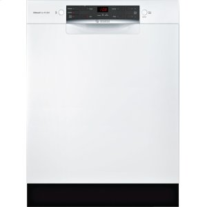 Bosch300 Series Dishwasher 24'' White SGE53X52UC