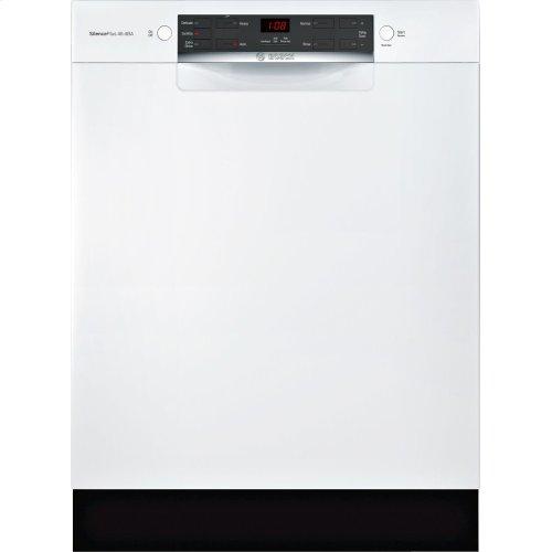 300 Series Dishwasher 24'' White