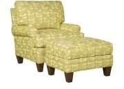Kelly Fabric Chair, Kelly Ottoman Product Image