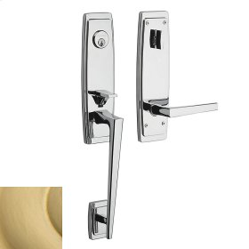 Palm Springs 3/4 Escutcheon Handleset