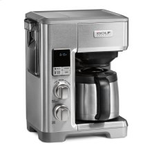 Programmable Coffee System - Red Knob - Black Knob - Brushed Stainless Knob