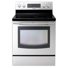 NE595R0ABSR Electric Range (Stainless Steel)