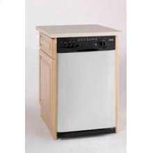 "Model DW181SS - 18"" Dishwasher Stainless Steel"
