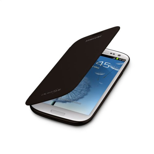 Samsung Galaxy S® III Flip Cover, Black