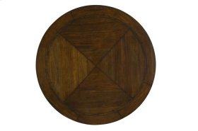 Rustic Mahogany Dining Table Top 60""
