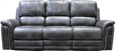 Pwr Sofa Dual Rclnr With Usb & Pwr Hdrst Product Image