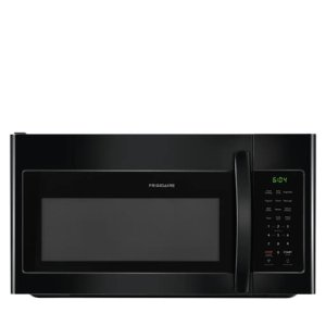1.7 Cu. Ft. Over-The-Range Microwave - BLACK