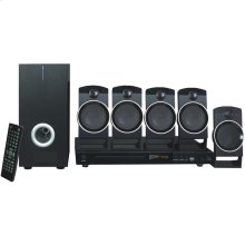 5.1-Channel DVD & Karaoke Entertainment System