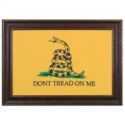 "Large ""Dont Tread on Me"" Flag No Matt Product Image"