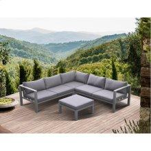 Cliff Outdoor Patio Aluminum Sectional