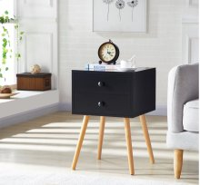 7085 Black End Table