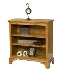 Brook Stone 3 Shelf Bookcase