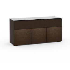 Salamander DesignsBerlin 339, Triple-Width AV Cabinet, Textured Wenge
