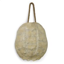 Turtle Shell Accessory (bleached Finish)