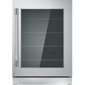 THERMADOR24-Inch Under-Counter Glass Door Refrigerator