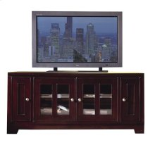 Urban Crossings 60-Inch TV Console Espresso finish