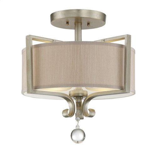 Rosendal Semi-Flush