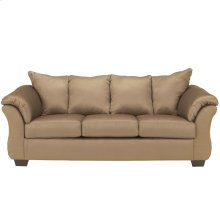 Signature Design by Ashley Darcy Sofa in Mocha Microfiber [FSD-1109SO-MOC-GG]
