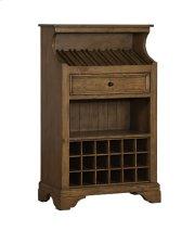 Tuscan Retreat® Slanted Wine Rack - Antique Pine Product Image