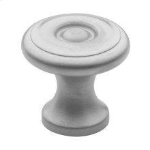 Satin Chrome Colonial Knob