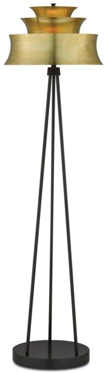 Altson Brass Floor Lamp