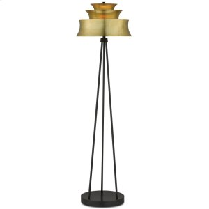 Altson Brass Floor Lamp