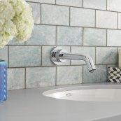 Serin Wall-Mount Proximity Faucet, Base Model  American Standard - Polished Chrome