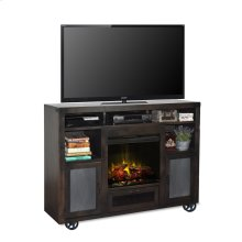 "Cargo 62"" Fireplace Console"