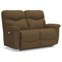 James PowerRecline La-Z-Time® Full Reclining Loveseat Product Image