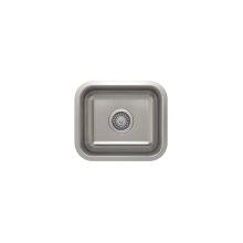 ProInox E200 Single Bowl Undermont Kitchen Sink ProInox E200 18-gauge Stainless Steel, 13'' x 11'' x 7''