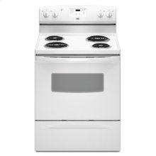 (TES325VQ) - 30 Self-Cleaning Freestanding Electric Range