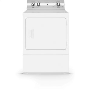 Speed QueenWhite Dryer: DC5 (Electric)