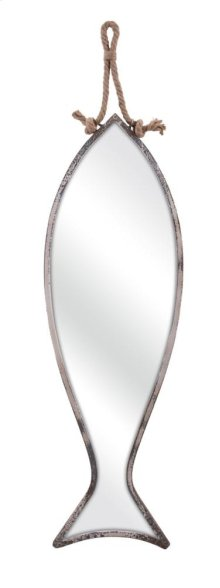 Finley Large Fish Mirror