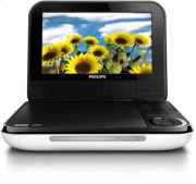 "Philips Portable DVD Player PD700 17.8 cm (7"") LCD Product Image"