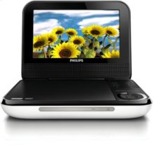 "Philips Portable DVD Player PD700 17.8 cm (7"") LCD"