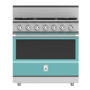 "Hestan36"" 5-Burner All Gas Range - KRG Series - Bora-bora"