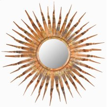 Sun Mirror - Burnt Copper W / Clear P / Coat
