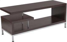 Westmont Espresso Wood Finish TV Stand