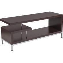 Westmont Espresso Wood Finish TV Stand