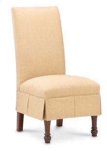 Julia Armless Dining Chair - 21 L X 26 D X 42 H