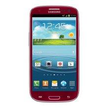 Samsung Galaxy S® III (AT&T), Garnet Red