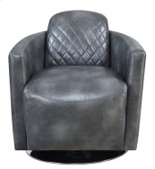 Emerald Home Dundee Swivel Chair Gray U3515-04-13
