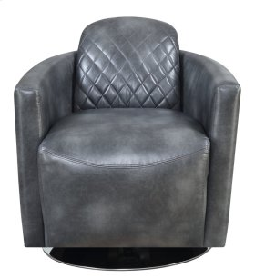 Emerald Home Dundee Swivel Chair Gray U3515-04-13