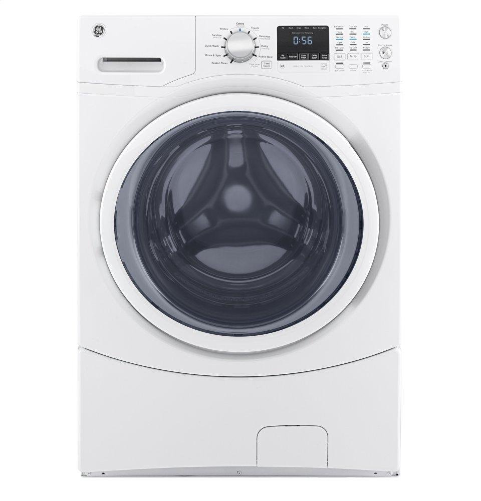 GE(R) 4.5 DOE cu. ft. Capacity Front Load ENERGY STAR(R) Washer