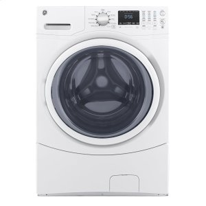 GE4.5 cu. ft. Capacity Front Load ENERGY STAR® Washer