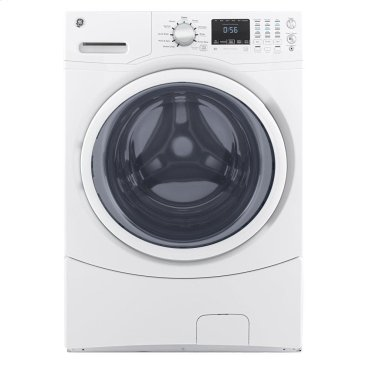 GE® 4.5 cu. ft. Capacity Front Load ENERGY STAR® Washer