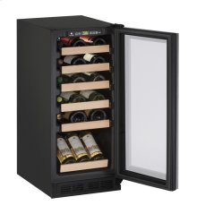 "1000 Series 15"" Wine Captain® Model With Integrated Frame Finish and Field Reversible Door Swing (115 Volts / 60 Hz)"