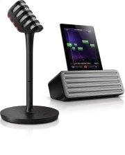 wireless microphone & Bluetooth® speaker Product Image