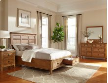 Alta Headboard for Standard and Storage Beds